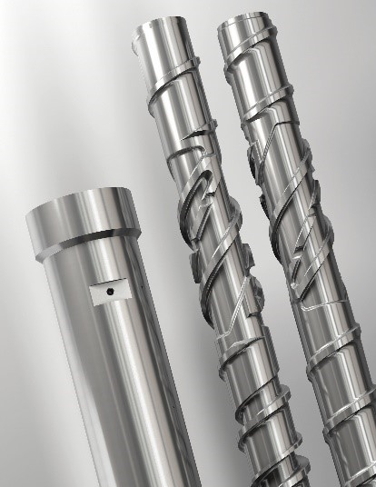 High-Performance Molding Starts with the Barrel and Screw