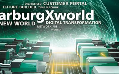 Arburg is setting the standard for digitalised plastics processing