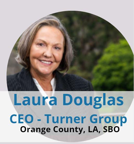Meet The Team: Laura Douglas, CEO – Turner Group